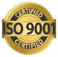 ISO 9000 Certified
