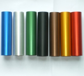 Anodizing Colors